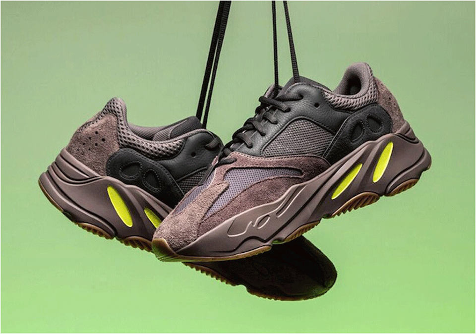 Yeezy 700 Mauve All Size Athletic Shoes