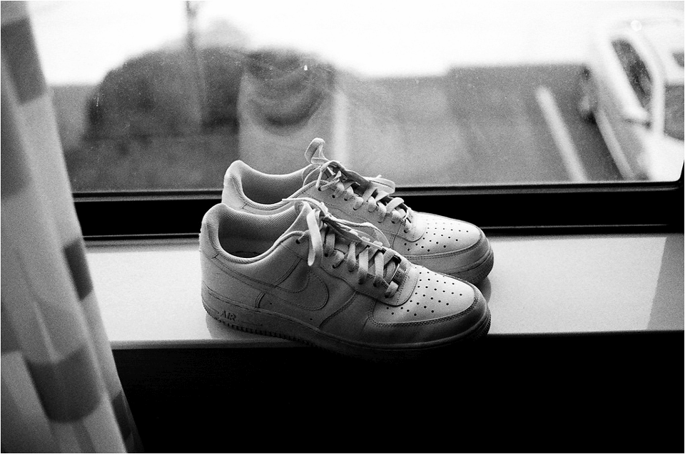 My Air Force 1. photo by Lawrance L