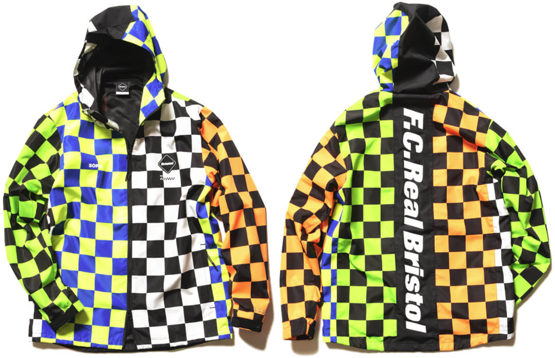 FCRB 2019SS PRACTICE JACKET MULTI