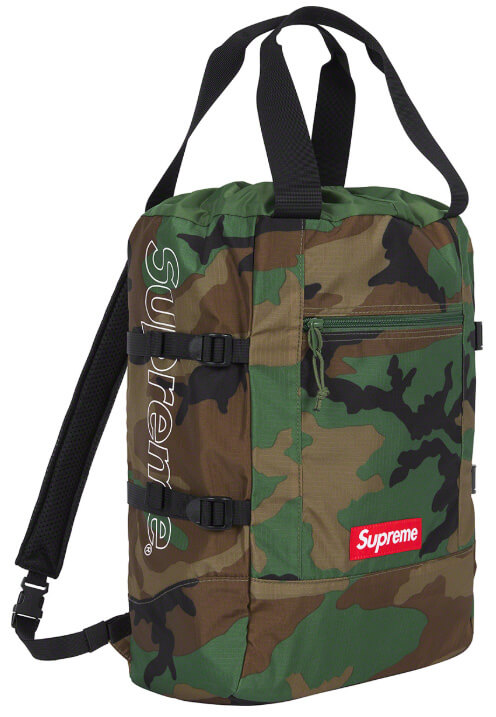 Supreme 2019SS Tote Backpack