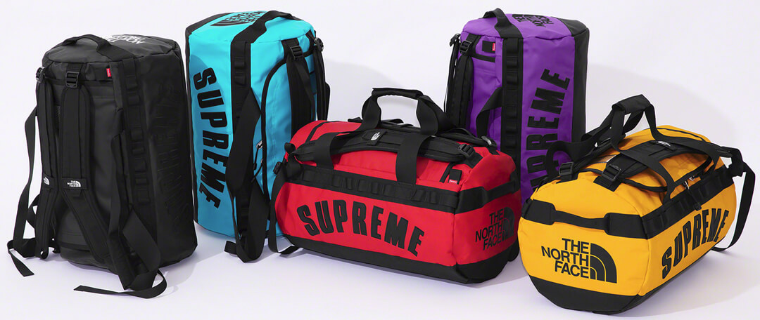 Supreme®/The North Face® Arc Logo Base Camp Duffle Bag
