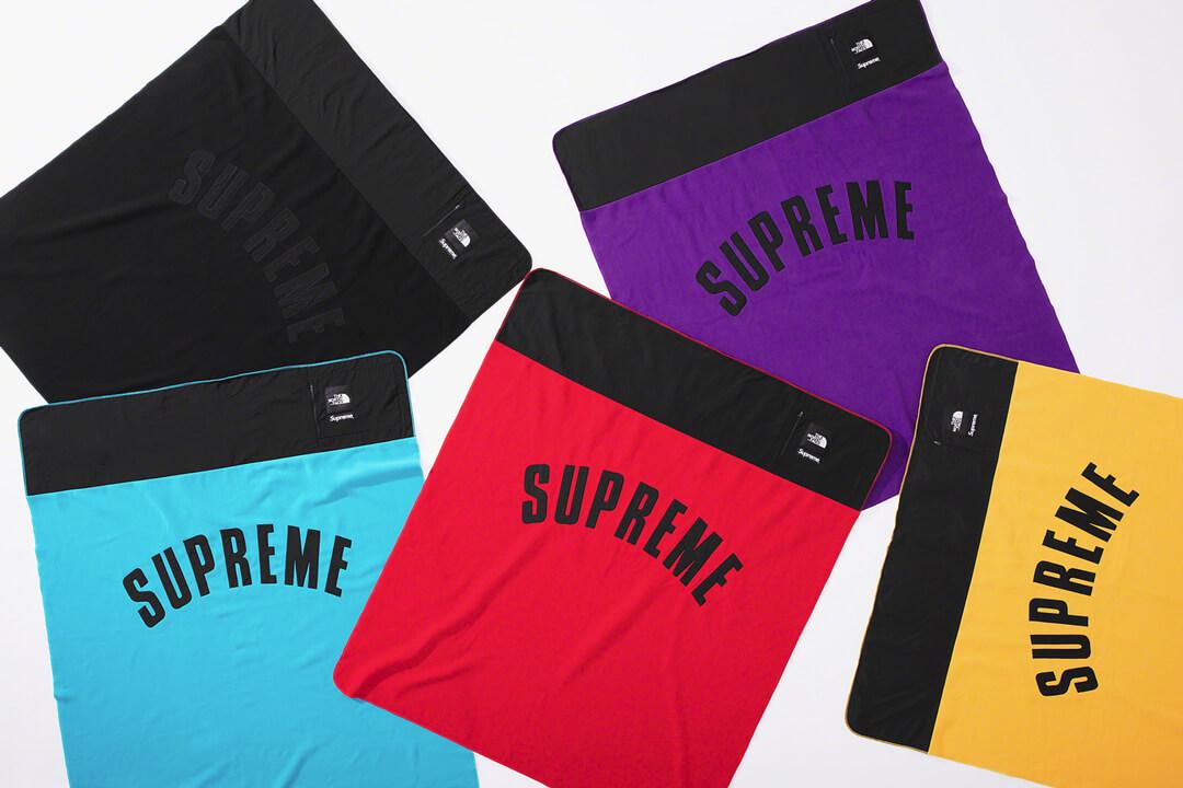 Supreme®/The North Face® Arc Logo Denali Fleece Blanket