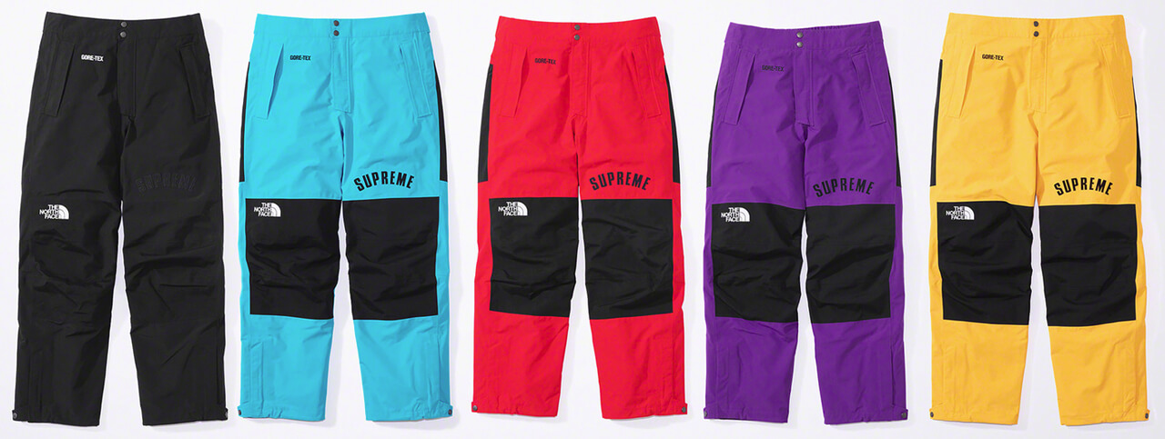 Supreme®/The North Face® Arc Logo Mountain Pant