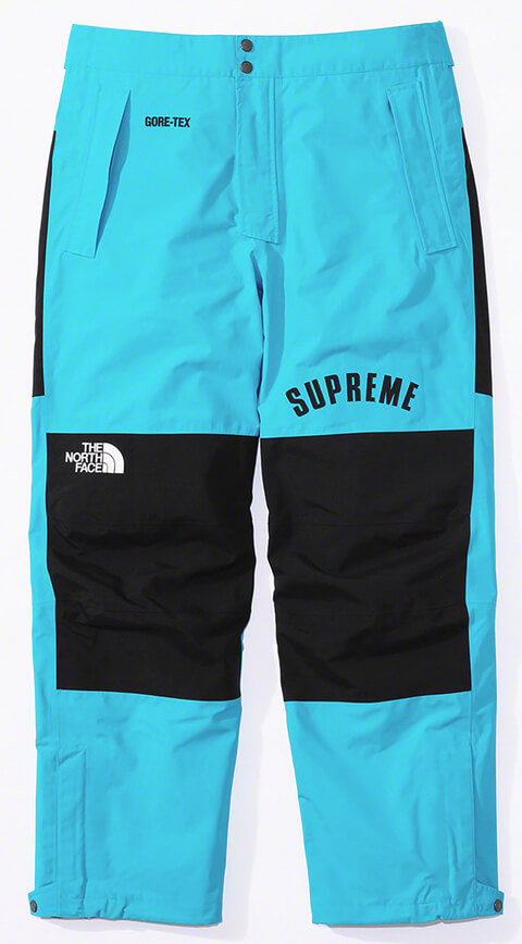 Supreme®/The North Face® Arc Logo Mountain Pant Blue