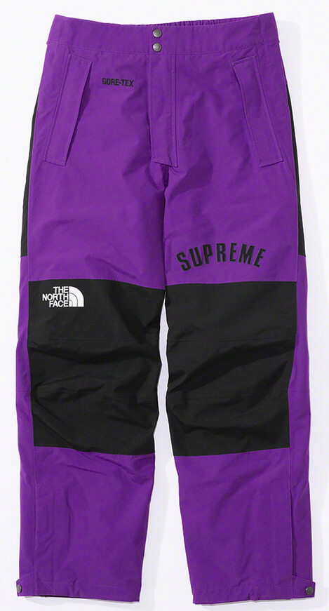 Supreme®/The North Face® Arc Logo Mountain Pant Purple