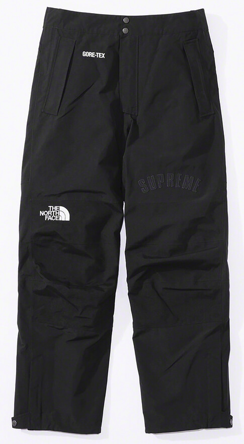 Supreme®/The North Face® Arc Logo Mountain Pant Black