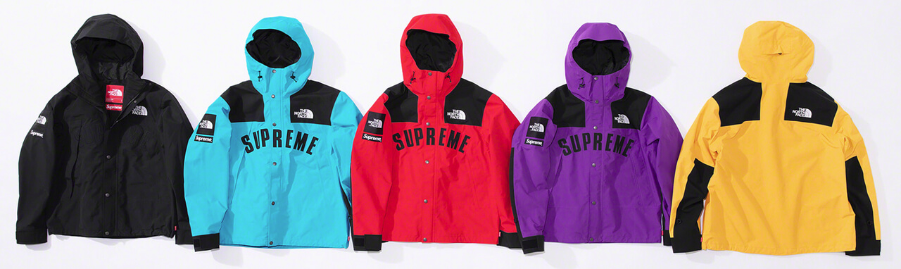 Supreme®/The North Face® Arc Logo Mountain Parka