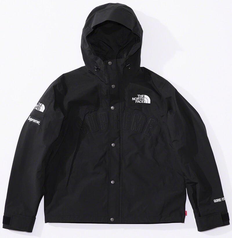 Supreme®/The North Face® Arc Logo Mountain Parka Black