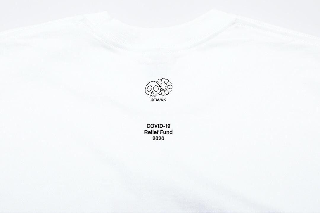 【4月24日発売】Supreme 2020SS COVID-19 Relief Box Logo Tee(ボックスロゴ Tシャツ)村上隆デザイン_003